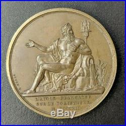 Empire Napoléon Ier Médaille Les Français sur le Borysthène 1812
