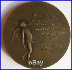 Médaille AEROCLUB DE FRANCE, 33e Régiment dAviation, 1er Prix attribué en 1929